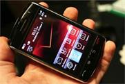 Blackberry: radio popular with smartphone users