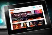 BlackBerry PlayBook: tablet attracts disappointing sales