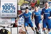 Adidas '100% Chelsea' campaign
