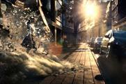 Sony's new 3D spot