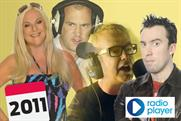 Radio: outperforms the ad market in 2011