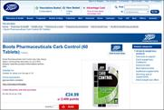 Boots: online carb control ad claims not backed up says the ASA