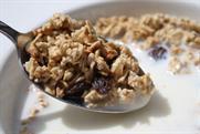 Cereals: market value rose 12%
