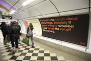 CBS Outdoor: London Underground contract