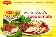 IAB building brands trilogy: Nestlé's Maggi So Juicy