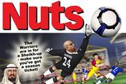 Nuts: brings Striker on board as a regular strip