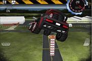 Top Gear: Stunt School app tops BR chart this week