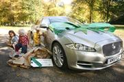 Jaguar ties with NSPCC for competition to give away new Jaguar XJ