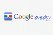 Google Goggles: for Android phones