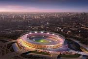 Olympic stadium: survey finds respondents divided over 2012 Games bid