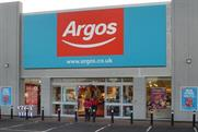 Argos: Sara Weller, managing director, steps down