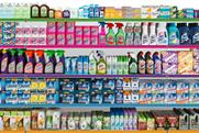 Reckitt Benckiser: reports a rise in profits