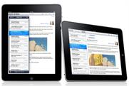 Apple: unveils iPad