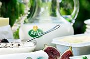 Arla Foods appoints AMV to launch dairy range under Arla brand