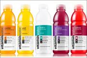 Glacéau Vitamin Water: sugar content and colorie levels have been reduced