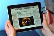 Murdoch-owned Wall Street Journal on iPad