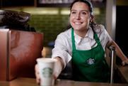 Starbucks: highest share of voice