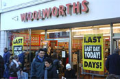 Woolworths: former director plans brand naming competition
