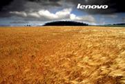 Lenovo... global ad pitch