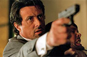 Get Carter: Stallone gets his man in the US version