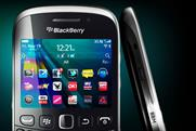 BlackBerry: maker RIM is set to launch its biggest marketing drive to date