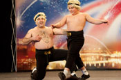 Britain's Got Talent: Stavros Flatley go through to the final