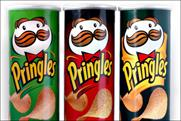 Pringles: acquired by Kellog from Procter & Gamble for $2.69bn