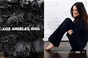 Gap: '1969 LA and beyond' campaign by Ogilvy & Mather