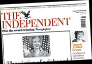 The Independent: outperformed its rivals according to the latest ABC figures