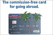 Nationwide: unveils Select credit card