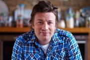 Jamie Oliver: teams up with Ocado (picture credit: David Loftus)