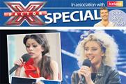 X Factor: News of the World publishes supplement in a deal with Iceland