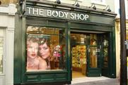 The Body Shop: re-launching brand in 2012