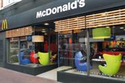 McDonald's is working with Facebook
