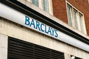 Barclays is mulling a move into F1