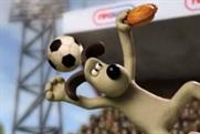 Gromit: hand of dog