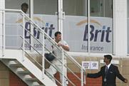 England cricket team: parts company with sponsor Brit