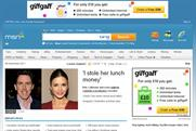 MSN: as it looks before the 17 November relaunch