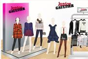 Harrods targets the tween pound with virtual store