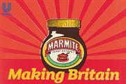 Marmite: Unilever brand