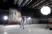 Gareth Bale: the Tottenham star appears in BT campaign