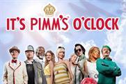 Pimm's: Diageo brand re-runs TV ad in April