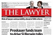The Lawyer: a Centaur Media title