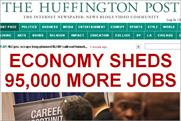 The Huffington Post: blog site turns a profit