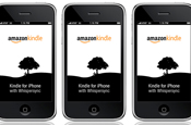 Kindle: Amazon launches iPhone app