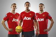 Betfair: official betting partner of Manchester United