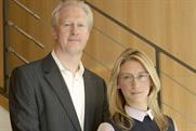 New colleagues: Russ Lidstone and Leila Bartlam of Havas Worldwide London