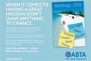 ABTA ad: reassuring holidaymakers