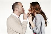 Capital winners: Johnny Vaughan and Lisa Snowdon