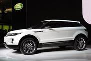 Range Rover... new agency